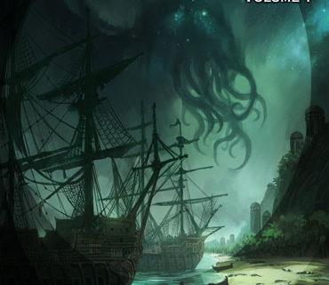 Sur les traces de Lovecraft, volume 1 numérique