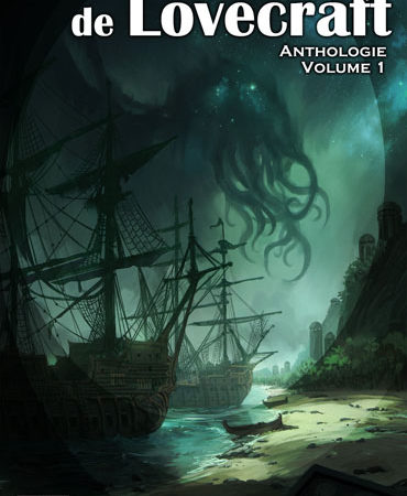Sur les traces de Lovecraft, volume 1 numérique