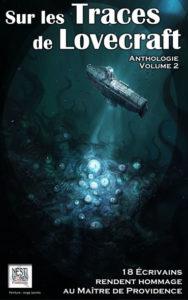 Sur les traces de Lovecraft, volume 2 numérique
