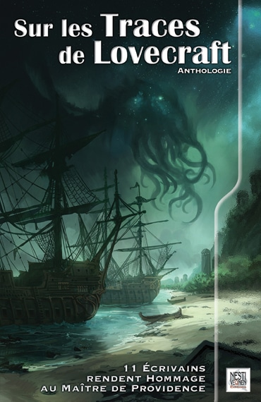 Sur les traces de Lovecraft, volume 1