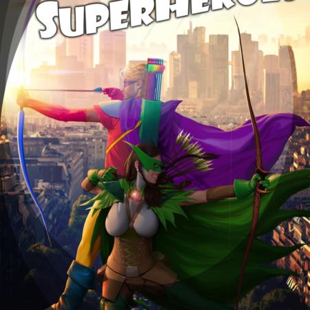 Medieval Superheroes numérique